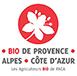BIO DE PROVENCE ALPES CÔTE D'AZUR