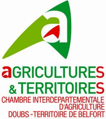 CHAMBRE INTERDEPARTEMENTALE D'AGRICULTURE DOUBS - TERRITOIRE DE BELFORT - BESANCON CEDEX